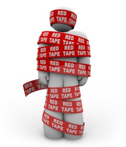 red tape of FTC and impact on FOTI FDCPA debt collectors
